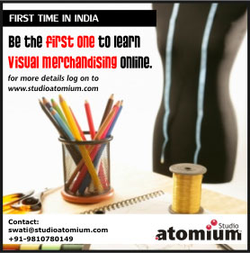 Learn Visual Merchandising, Contact Swati@studioatomium.com